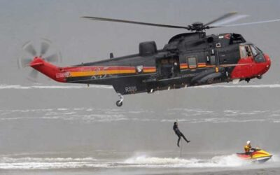"Beschermen ""Search and Rescue"" helikopters"